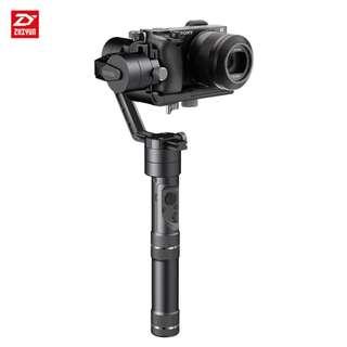 旺角實店銷售全新 ZHIYUN CRANE M 相機手持穩定器 香港代理行貨一年原廠保養