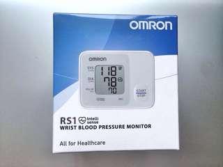 Automatic Wrist Blood Pressure