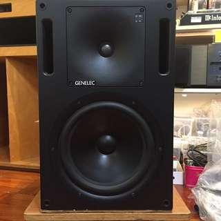 Genelec 1032A Studio Speaker One Pair