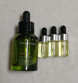 3ml Nature Republic Argan Oil