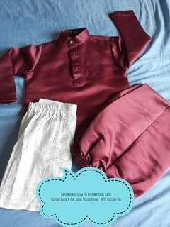 Baju Melayu Budak & Jeans
