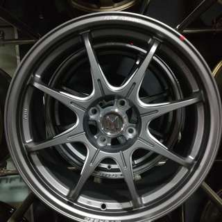 17 inch M-FORGED