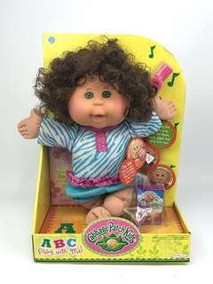 Rare Cabbage Patch Kids ABC Play With Me