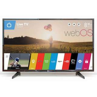 "LG 49"" Smart Digital LED TV. Model: 49LJ550T. Brand New & Sealed. Digital Full HD Smart LED TV. 2 Years Warranty. Receipt Provided."