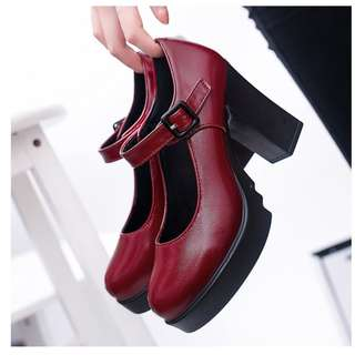 Women's Pointed High-heels Shoes
