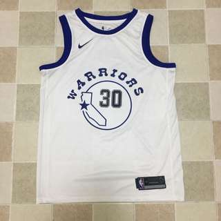 NBA Curry NIKE Jersey classic new