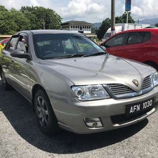 CASH Proton Waja 1.6 manual cash