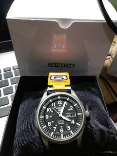 (Original) Seiko 5 Automatic Sports watch