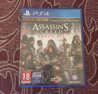 Assassins Creed Syndicate (SPECIAL EDITION) & INFAMOUS SECOND SON