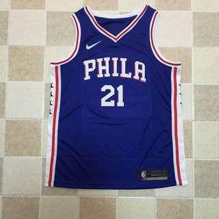 NBA Embiid NIKE Jersey new