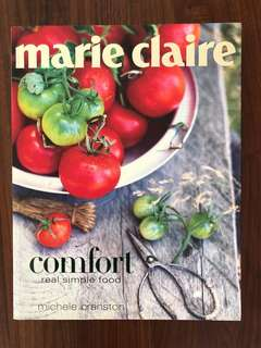 Marie Claire cookbook