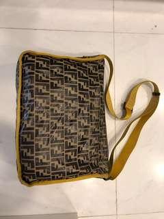 Fendi bag soft leather