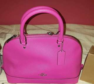 Authentic Brand New COACH Hot Pink