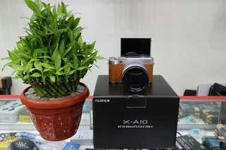 Camera fujifilm XA10