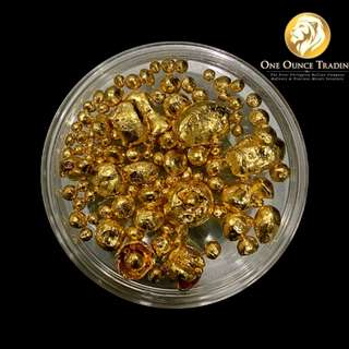 40 grams Gold Granules
