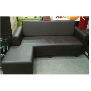 L-SHAPE PVC