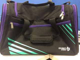 New Celfit gym bags new edition