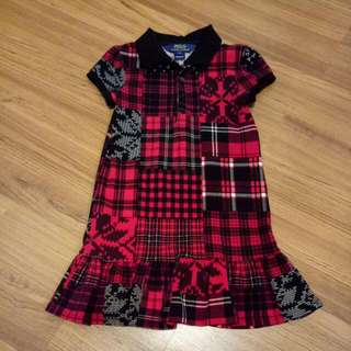 Ralph Lauren Girl Dress