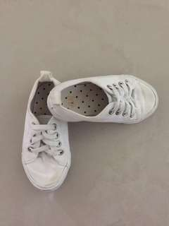 H&M White Sneakers for kids