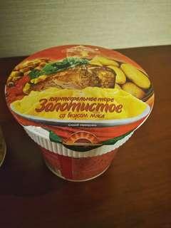 俄羅斯雞肉鵝肉味薯蓉