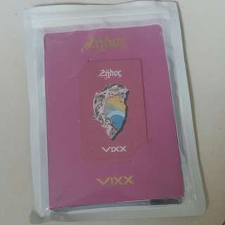 VIXX 5th Single Album Zelos Kihno Ver