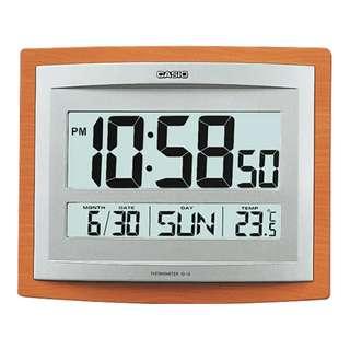 ID-15S-5DF ID-15S-5 Casio wall clock