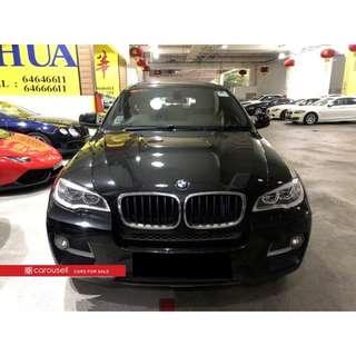 BMW X6 xDrive35i Auto