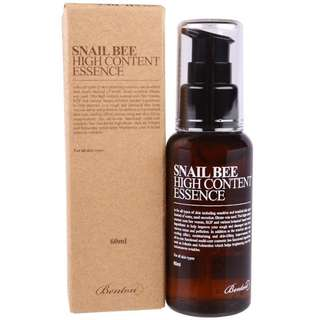 BENTON SNAIL BEE HIGH CONTENT ESSENCE 60ML