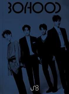 LF/WTB UNB Boyhood Album