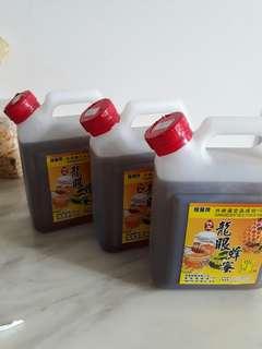 🚚 龍眼蜂蜜4斤裝