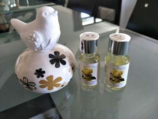 Aroma therapy complete set