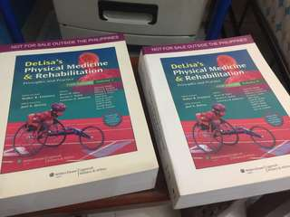DeLisa's Physical Medicine & Rehabilitation Practice