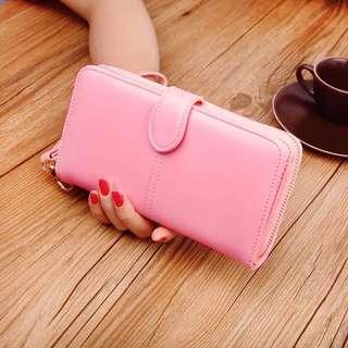 Affordable long wallet