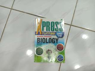 SPM Biologi Reference Book