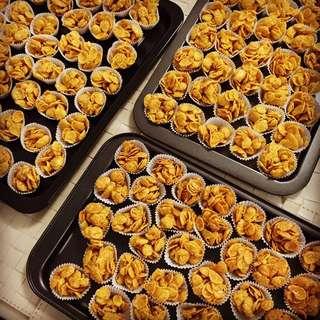 Honey Cornflakes
