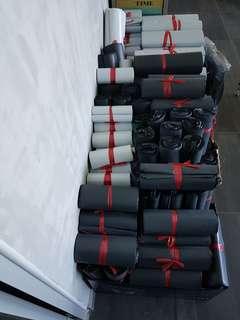 Polymailer mail courier bags 100pcs per Bundle