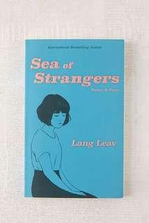 INSTOCK: Sea of Strangers by Lang Leav