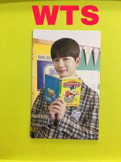 WTS GOLDEN CHILD BOMIN PC
