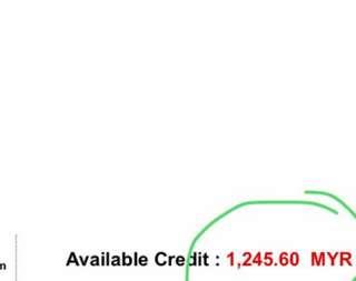 Air Asia Credit