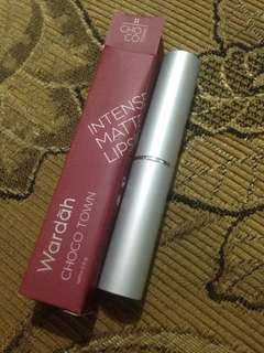 Lipstick intense matte wardah No 11