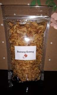 Bawang Goreng Original & Pedas