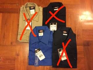 Dickies vintage worker shirt