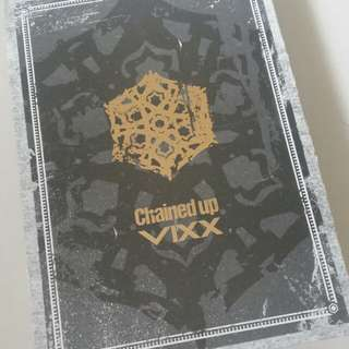 VIXX Chained Up Album