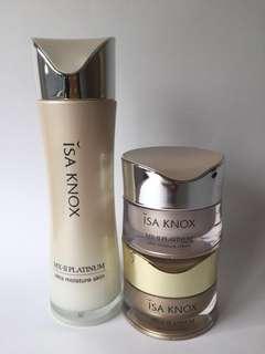 🔻ISA Knox skincare set (Toner x 1 + cream x 2)