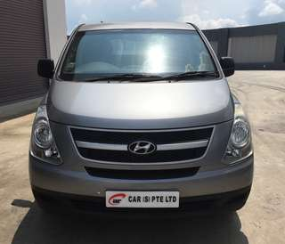 Hyundai H1 Starex 2.5M