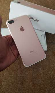 iphoNe 7 plus 32.gb rose gold