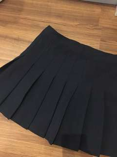 AA (inspired) skirt (navy)