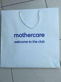 Mothercare Paper Bag