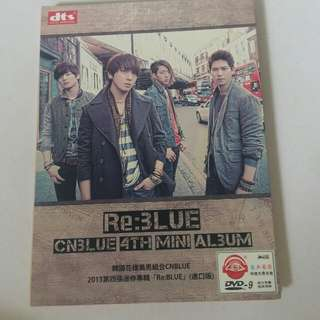 Unofficial CNBlue Music Video DVD