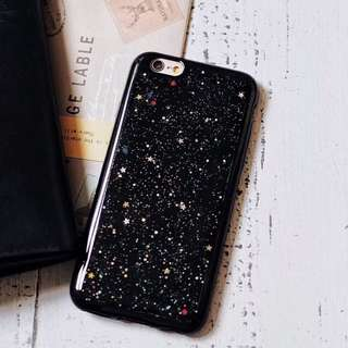 iPhone Case Softcase Galaxy